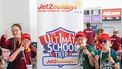 The Ultimate School Trip with Jet2holidays Video by Tony Pick