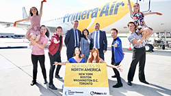 New York here we come! Primera Air Routes Celebration Video by Tony Pick